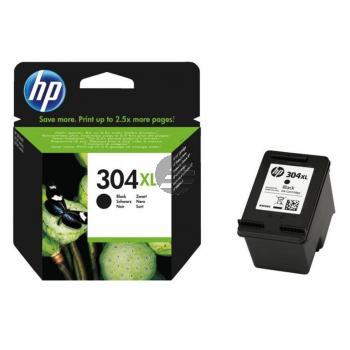 HP Tintendruckkopf schwarz HC (N9K08AE#UUS, 304XL)