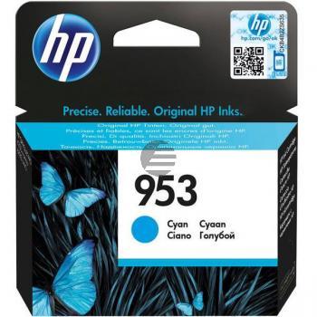 HP Tinte Cyan (F6U12AE#301, 953)