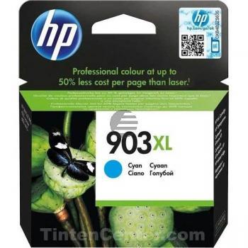 HP Tintenpatrone cyan HC (T6M03AE#301, 903XL)