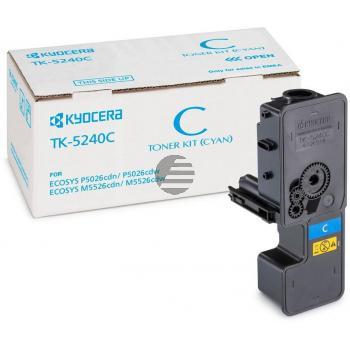 Kyocera Toner-Kit cyan (1T02R7CNL0, TK-5240C)