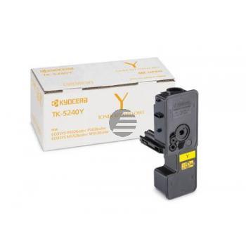 Kyocera Toner-Kit gelb (1T02R7ANL0, TK-5240Y)