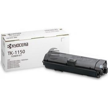 Kyocera Toner-Kartusche schwarz (1T02RV0NL0, TK-1150)