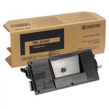 Kyocera Toner-Kit schwarz (1T02T90NL0, TK-3160)