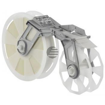 Brother Plastik Filmbandkassette (PP) Selbstklebend transparent (MC-PP3CL)