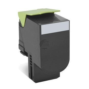 Lexmark Toner-Kit Corporate Return schwarz (70C20KE, 702KE)