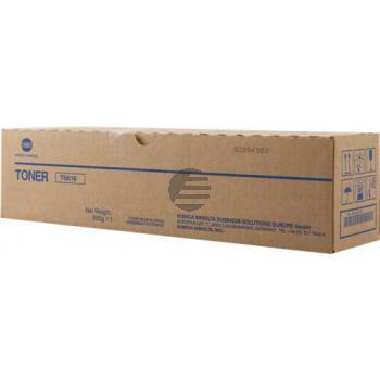 Konica Minolta Toner-Kit gelb HC (A1U9253, TN-616Y)