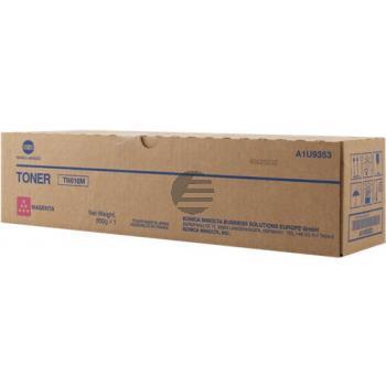 Konica Minolta Toner-Kit Magenta HC (A1U9353, TN-616M)