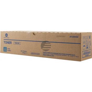 Konica Minolta Toner-Kit Cyan HC (A1U9453, TN-616C)