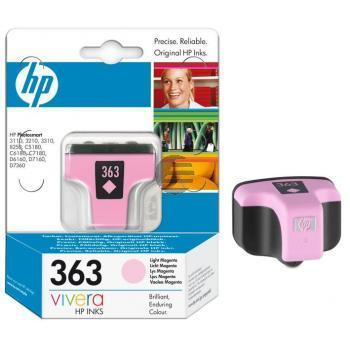 HP Tinte Magenta light (C8775EE#UUS, 363)