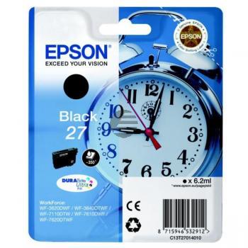 Epson Tinte schwarz (C13T27014020, T2701)