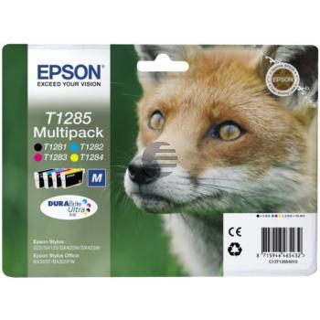 Epson Tinte schwarz (C13T12854012, T1285)