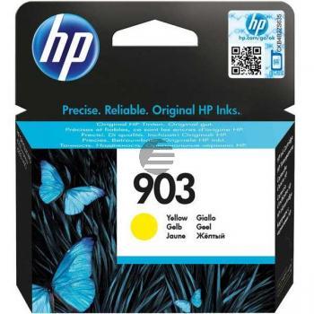 HP Tintenpatrone gelb (T6L95AE#301, 903)