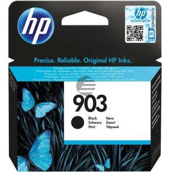 HP Tinte schwarz (T6L99AE#301, 903)