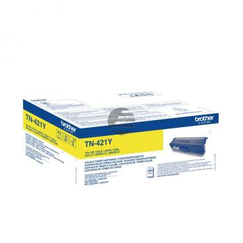 Brother Toner-Kartusche gelb (TN-421Y)