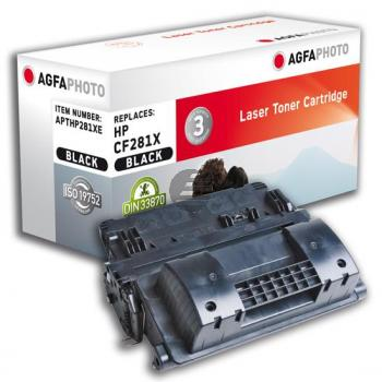 Agfaphoto Toner-Kartusche schwarz HC (APTHP281XE)