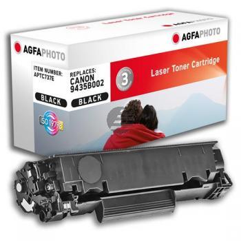 Agfaphoto Toner-Kartusche schwarz (APTC737E) ersetzt 9435B002 / 737