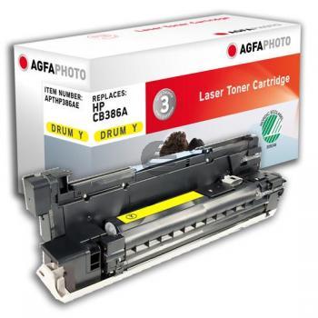 Agfaphoto Fotoleitertrommel gelb (APTHP386AE)
