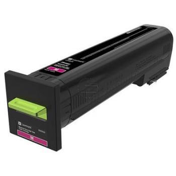 Lexmark Toner-Kit magenta HC (72K0X30)