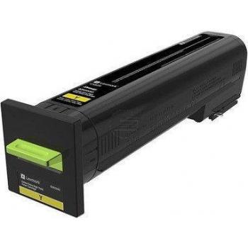 Lexmark Toner-Kit gelb HC plus (72K0X40)
