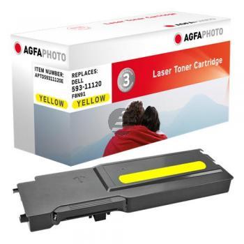 Agfaphoto Toner-Kit gelb HC plus (APTD59311120E)