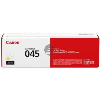 1239C002 CANON LBP610 CARTRIDGE YEL ST Cartridge 045Y 1300S Standard Kapazitaet