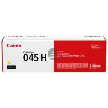 1243C002 CANON LBP610 CARTRIDGE YEL HC Cartridge 045HY 2200S. hohe Kapazitaet