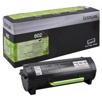 Lexmark Toner-Kit Corporate schwarz (60F200E, 602E)