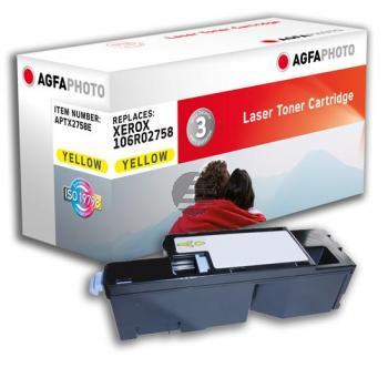 APTX2758E AP XER. PH6020 YELLOW 106R02758 1000Seiten ersetzt 106R02758