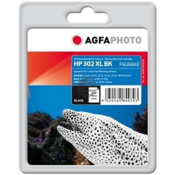 Agfaphoto Tintendruckkopf schwarz (APHP302XLB)