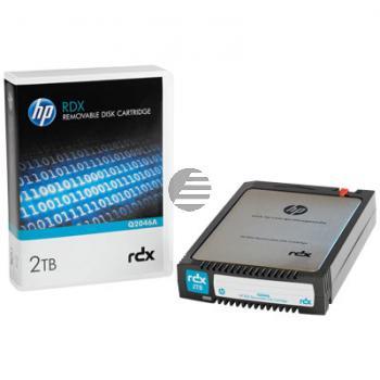 Q2046A HP RDX WECHSELPLATTE 2TB tragbar