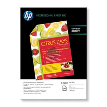 HP 50 Blatt DIN A4 180 g/m² (C6818A)