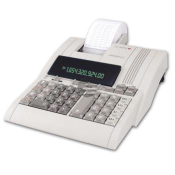 OLYMPIA CPD3212S RECHENMASCHINE 946776002 druckender Tischrechner