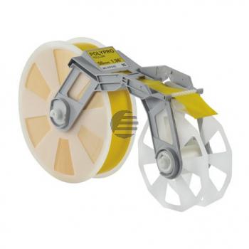 Brother Plastik Filmbandkassette (PP) gelb (MC-PP3YE)