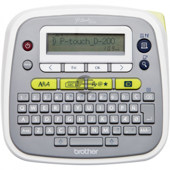 Brother P-Touch D 200 BWVP (PTD200BWVPG1)
