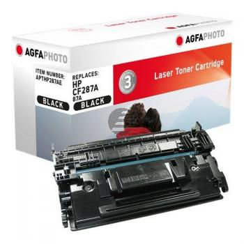 Agfaphoto Toner-Kartusche schwarz HC (APTHP287AE)