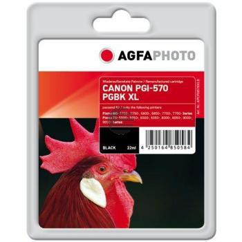 APCPGI570XLB AP CAN. MG5750 TINTE BLK 0318C006 / PGI570PGBKXL 500Seiten 22ml