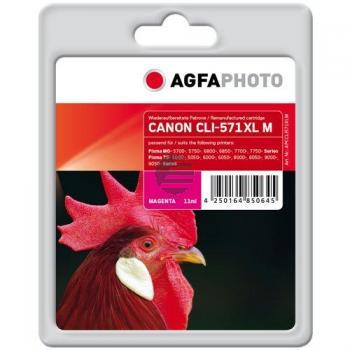 APCCLI571XLM AP CAN. MG5750 TINTE MAG 0333C001 / CLI571XLM 680Seiten 11ml