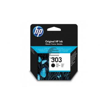 HP Tintendruckkopf schwarz (T6N02AE#301, 303)