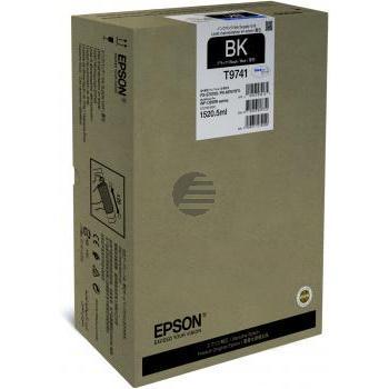 Epson Tintenpatrone schwarz HC (C13T974100, T9741)