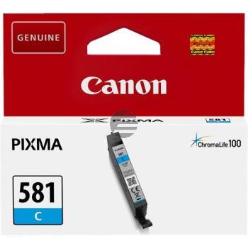 Canon Tinte Cyan (2103C001, CLI-581C)