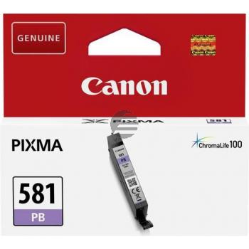 Canon Tinte blau photo (2107C001, CLI-581PB)