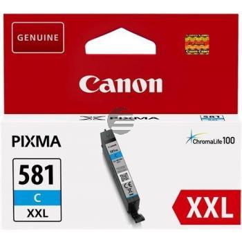 Canon Tintenpatrone cyan HC plus (1995C001, CLI-581CXXL)