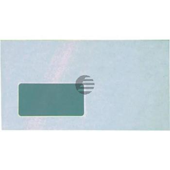 5 Star Briefumschläge DL selbstklebend mit Fenster Inh.1000 DIN lang weiss