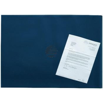5 Star Schreibunterlage 52 x 60 cm blau Folie