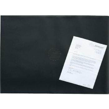 5 Star Schreibunterlage 52 x 60 cm schwarz Folie