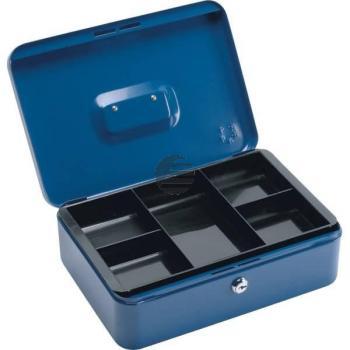 5 Star Geldkassette 220 x 300 x 100 mm blau