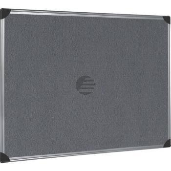 5 Star Pintafel grau 90 x 60 cm Textil/Aluminium