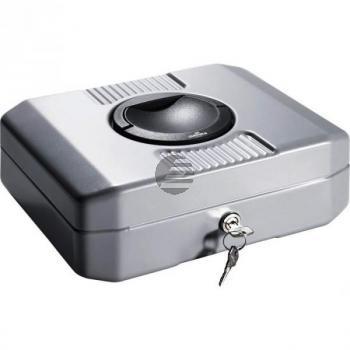 Durable Geldzählkassette Euroboxx anthrazit/grau 100 x 283 x 225 mm