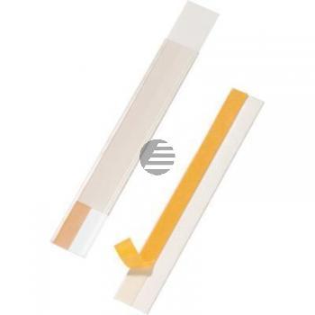 Durable Regalbeschriftung Scanfix farblos Inh.5 40 mm