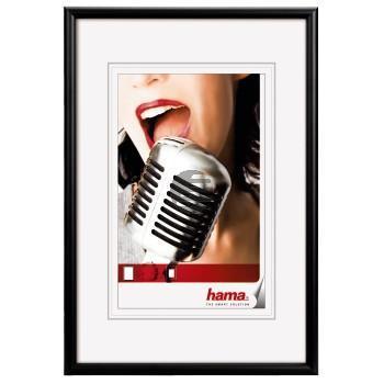 Hama Aluminiumrahmen Chicago schwarz 60 x 80 cm